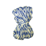 Шпагат для колбас хб бело-синий 20 м