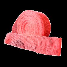Формовочная сетка красная 100 мм 50 м